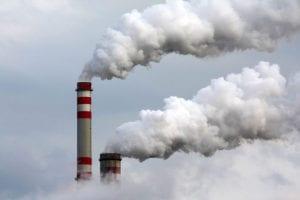 Emisiones de dióxido de carbono