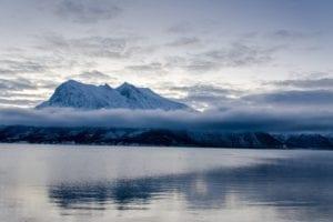 Montañas del Ártico