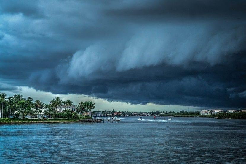 Tormenta en Florida