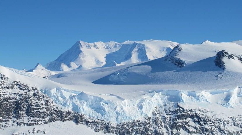 Desierto Antártico