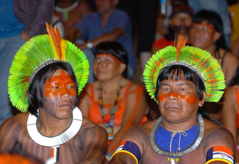 Indígenas de Brasil