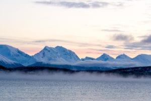 Invierno en el Ártico