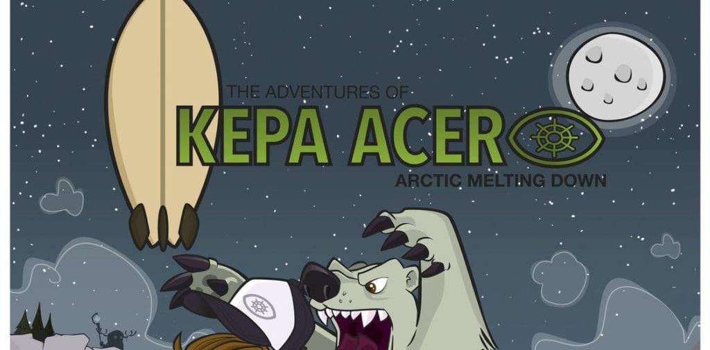 Videojuego contra el cambio climático