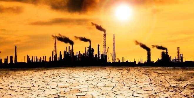 El cambio climático se acentúa por la quema de combustibles fósiles