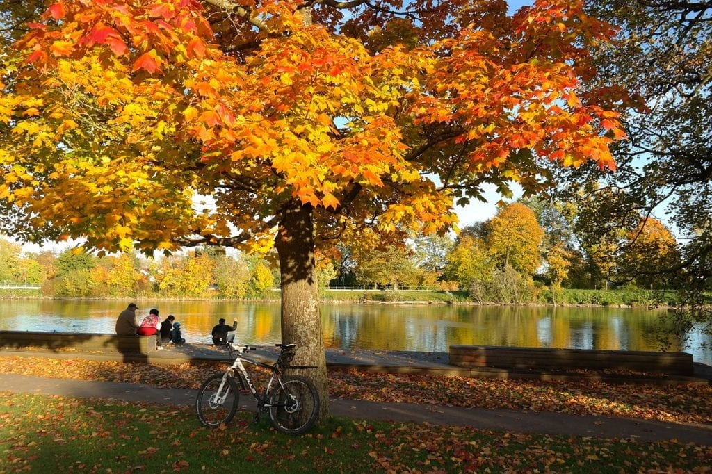 Realizar actividades al aire libre puede ayudarte a sentirte mejor.