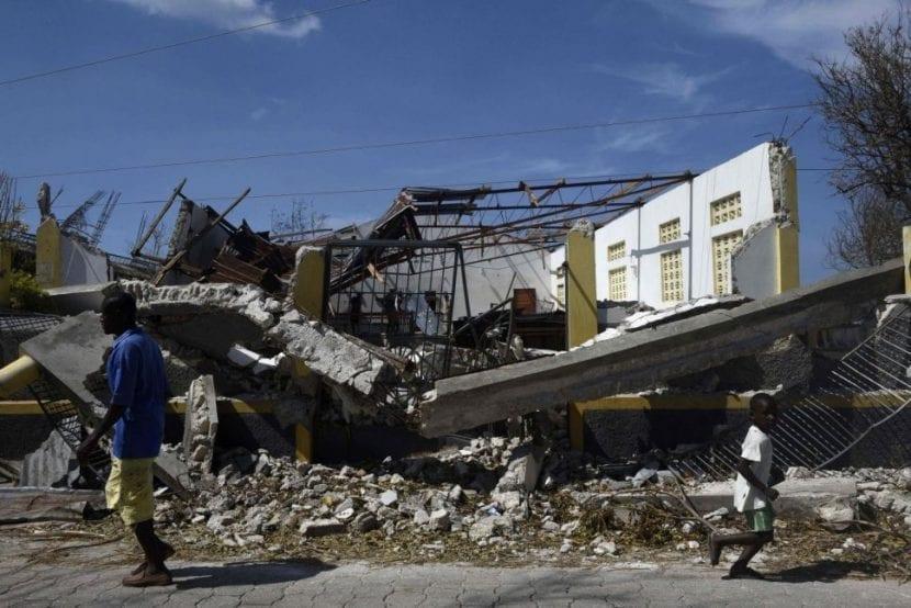 Port Salut (Haití). Imagen - AFP