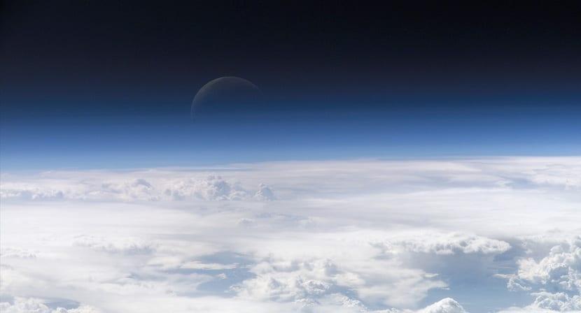 La atmósfera y sus capas