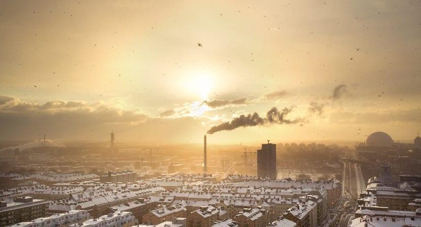 Emisiones de gases de efecto invernadero