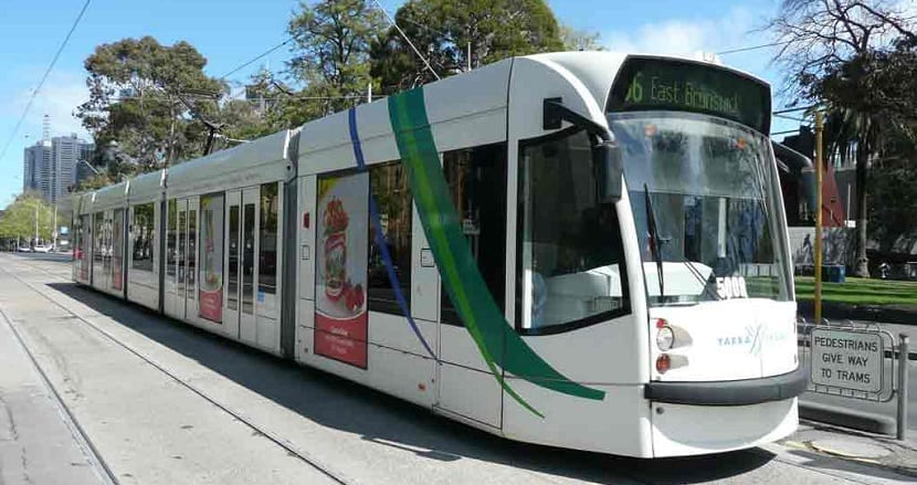 Transporte público para combatir el aumento del efecto invernadero