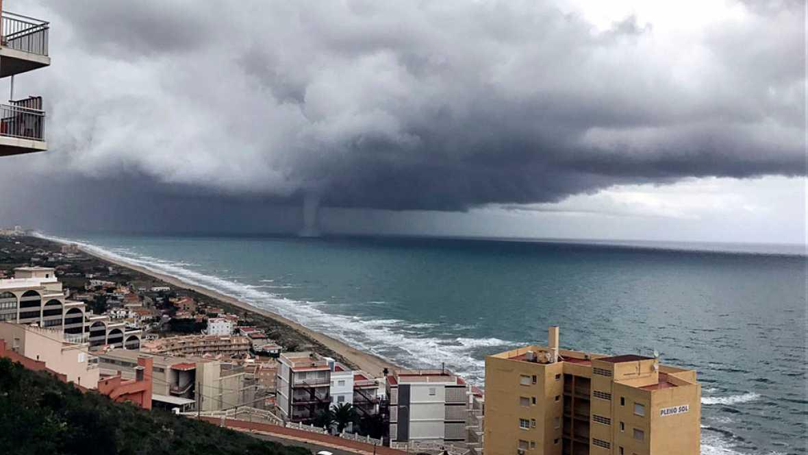 Por qu se producen tornados en espa a - Tornados en espana ...
