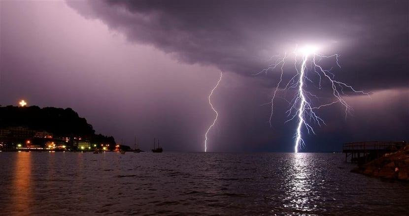 Troposfera y fenómenos meteorológicos