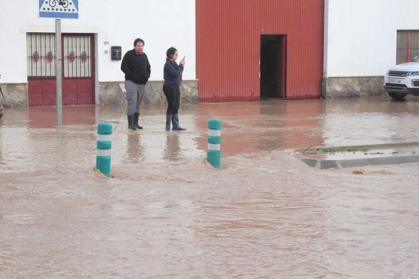 Los Alcázares, inundado. Imagen - Felipe García Pagán