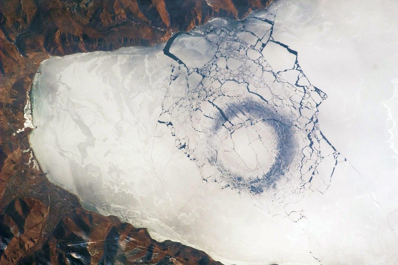 Círculo del lago Baikal