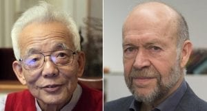 Syukuro Manabe y James Hansen