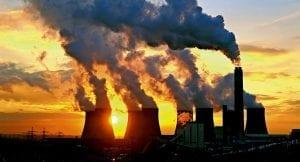 Cambio climático. Aumento de temperaturas