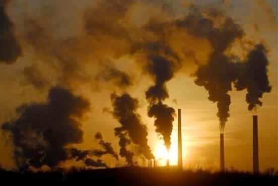 Emisiones de gases de efecto invernadero. Cambio climático