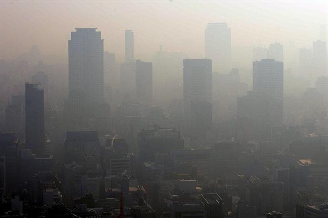 Aumento gases de efecto invernadero