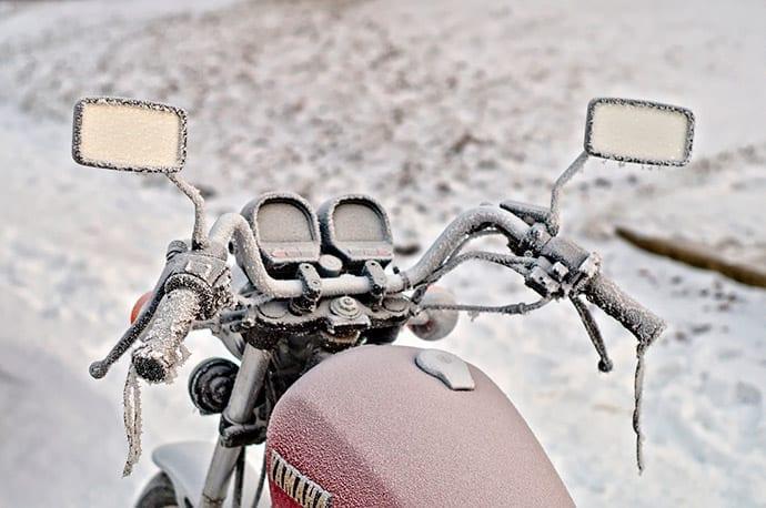 Sensación térmica motos