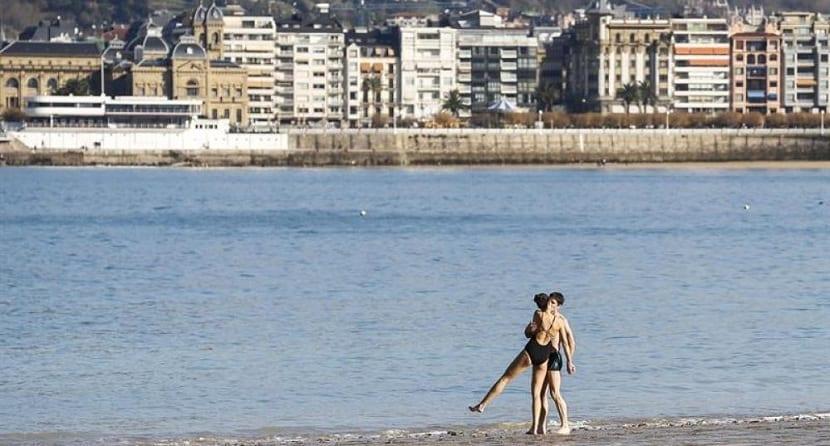 España estabilidad costera