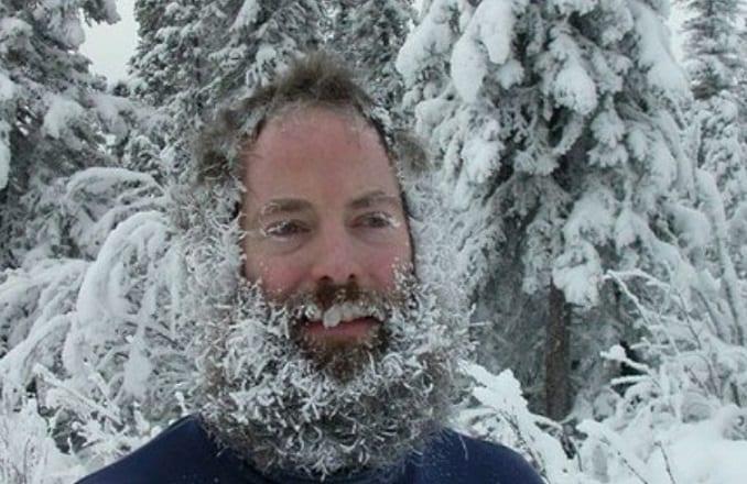 barba helada