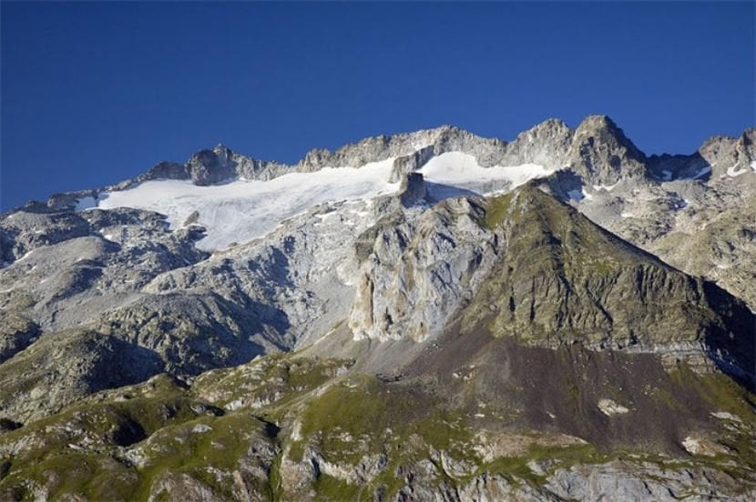 Glaciar la Maladeta