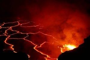 Volcán de Hawai