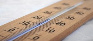 os termómetros sirven para medir la temperatura