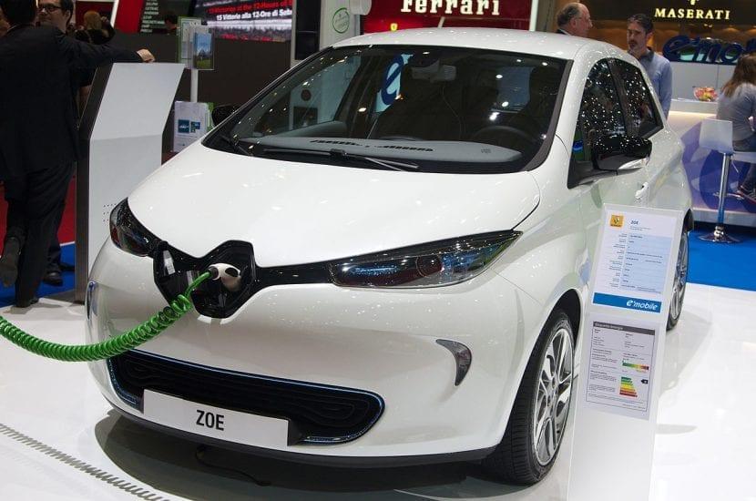 Coche eléctrico de Renault