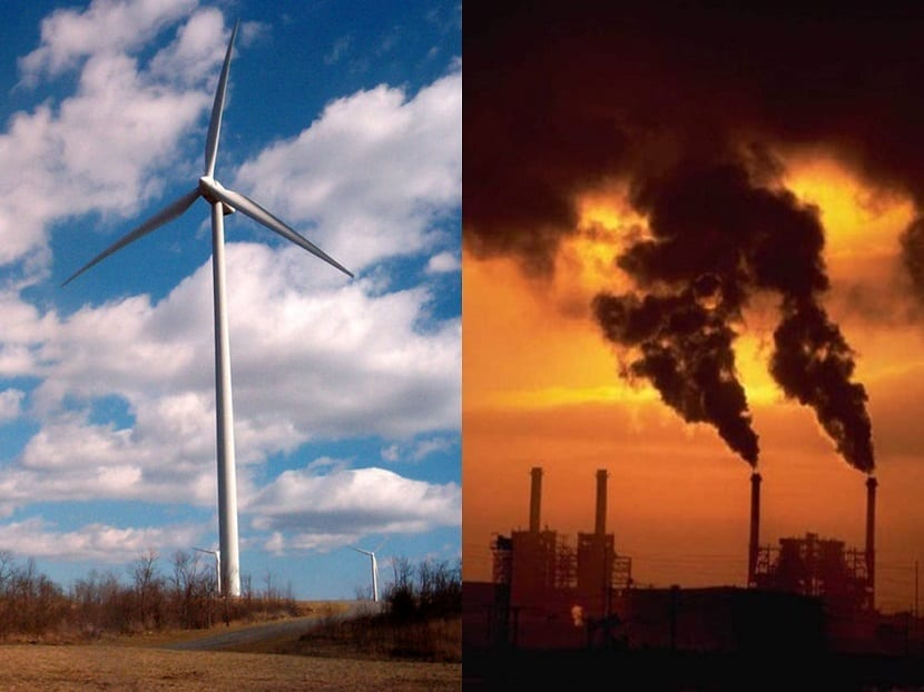 emisiones de gases de efecto invernadero según el Acuerdo de París