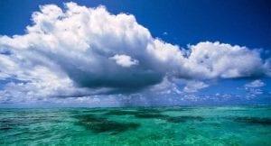 el cambio climático afecta a los mares