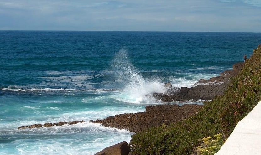 la temperatura de los mares está aumentando