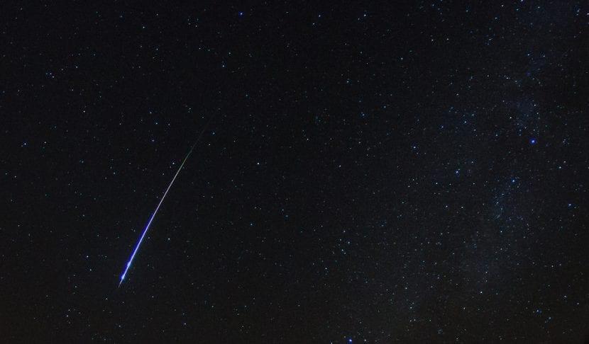 Las Perseidas, una lluvia de meteoros