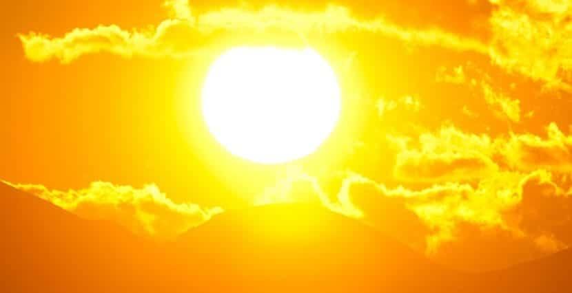 la radiación es emitida por todos los cuerpos en función de su temperatura