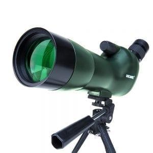 Telescopio para observación de aves