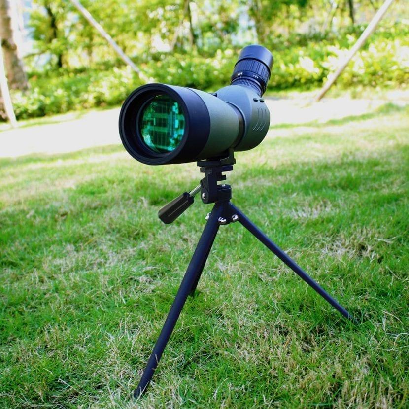 Telescopio para observación terrestre