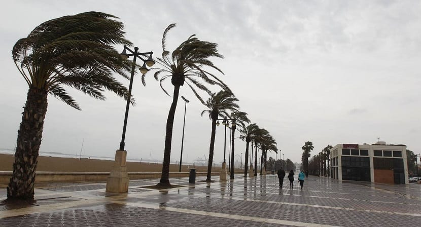 temporal de lluvias afecta a España