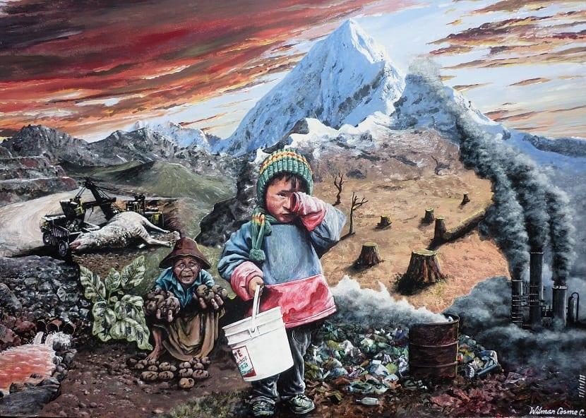El cambio climático provoca el deshielo en China