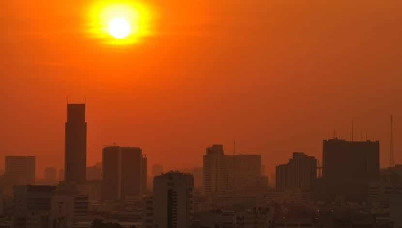 el futuro se preve con más olas de calor