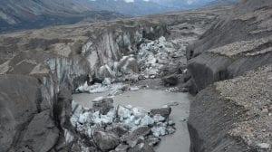un río que desaparece en 4 días