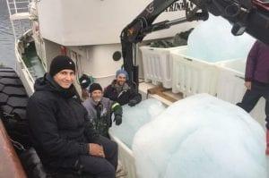 Empresario de Svalbardi