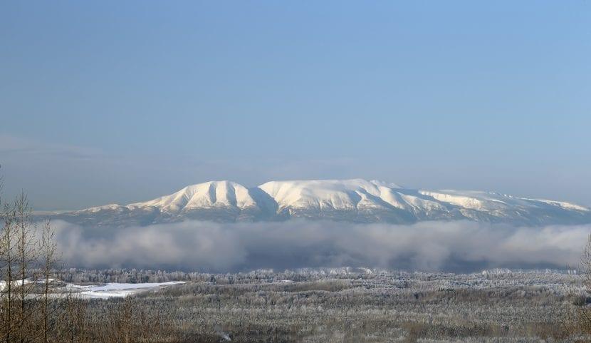 Monte en Alaska