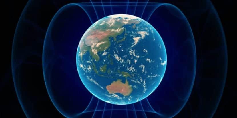 Los polos magnéticos de la tierra se han invertido muchas veces a lo largo de la historia