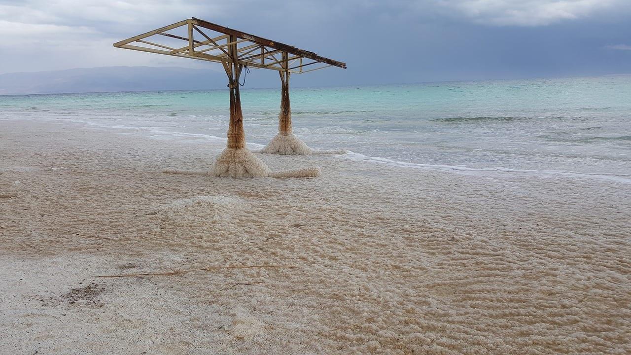 Imagen del Mar Muerto