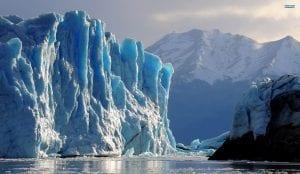 Derretimiento de los glaciares a causa del cambio climático