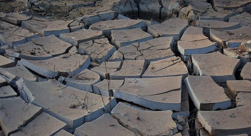 sequía causada por el fenómeno de El Niño
