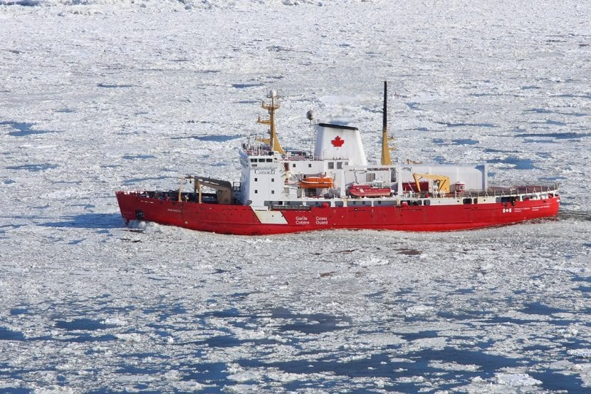 Barco Amundsen
