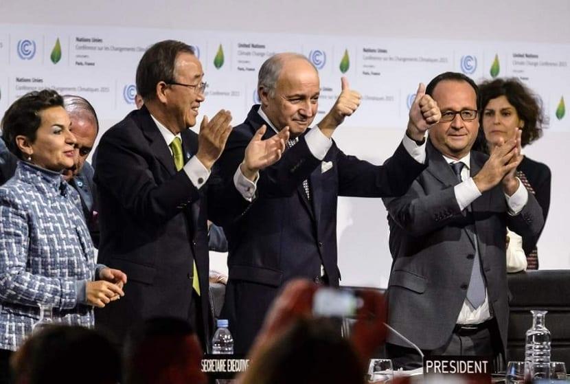 el acuerdo de paris no es suficiente para detener el cambio climático