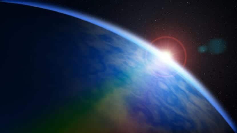 la atmósfera terrestre es vital para la Tierra