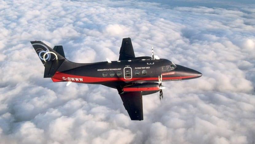 Los aviones vuelan en la estratosfera baja para evitar demasiada resistencia en el fuselaje