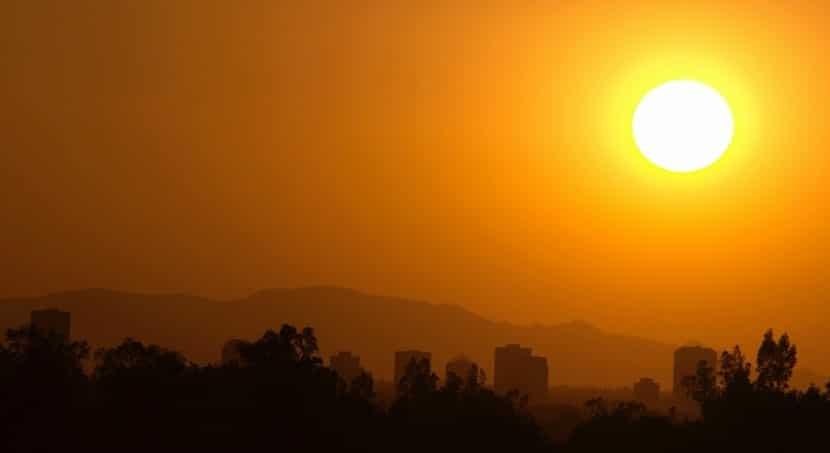 Las olas de calor cada vez son más frecuentes